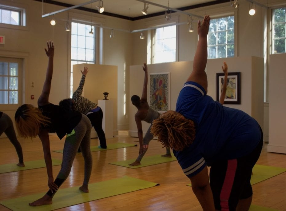 Inclusive Yoga Research | Black Women Yoga | Yoga Benefits Research