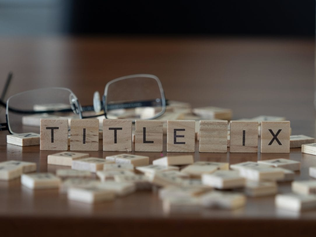 """Title IX """"Final Rule"""" 